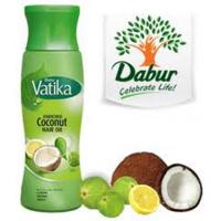 Кокосовое масло для волос с Хной, амлой и лимоном / Vatika Coconut Hair Oil 250 мл