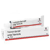 Ретинол ГЕЛЬ / Третионион / Tretionion Gel USP A-Ret 0,1 % / 20 г