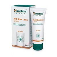 Крем против выпадения, Гималая-способствуют росту волос, увеличивают их прочность и густоту / Anti Hair Loss Cream / 100 мл
