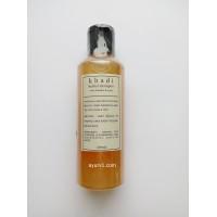 Травяной шампунь шикакай и амла, Кхади / Herbal shampoo whith shikakai & Amla, Khadi / 210 ml
