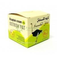 Ostrich Fat Elcaptain cream, Крем-мазь, Страусиный жир, Сap pharma, 60 г