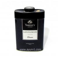 Парфюмированный мужской тальк для тела / Yardley Gentleman /  250 гр