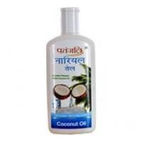 Масло кокосовое, Патанджали, Индия -100% натуральное кокосовое масло / Coconut Oil, Patanjali / 200 ml