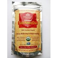 Органический чай Organic India / Tulsi Chai Masala Tea / 100 гр
