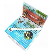 Отбеливающая зубная паста с маслом Тайских Трав / Thai Kinaree / 25 г
