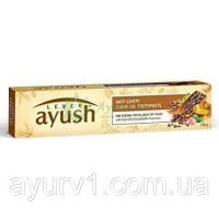 Зубная паста аюрведическая - содержит целебные свойства гвоздичного масла /Lever ayush Anti Cavity Clove Oil / 80 г