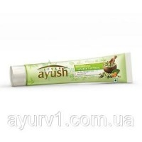 Зубная паста аюрведическая с кардамоном /  Ayush Freshness / 80 г