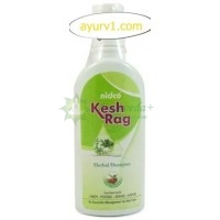 Растительный шампунь Ним, мята, папайя, камфора, Нидко Кеш раг / Kesh Rag Nidco herbal shampoo / 100 мл