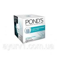 Пондс увлажняющий крем для лица - Ponds,  light moisturiser soft fresh skin / 30 мл
