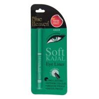 Карандаш-сюрьма, Зеленый цвет /Soft Kajal Eyeliner (Green)/0,31 г