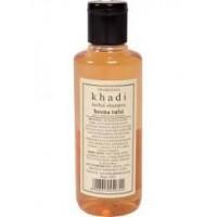 Травяной шампунь Кхади Хна и Тульси / Herbal Shampoo Heena Tulsi / 210 мл