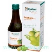 Трифала, Трипхала сироп/ Triphala syrop, Himalaya / 200 ml.