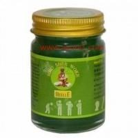 Зелёный тайский бальзам - это лучшее обезболивающее средство* с натуральным составом и высокой эффективностью от производителя, Beelle / Mho Shee Woke / 50 г